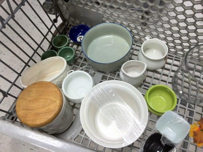Goodwill pots