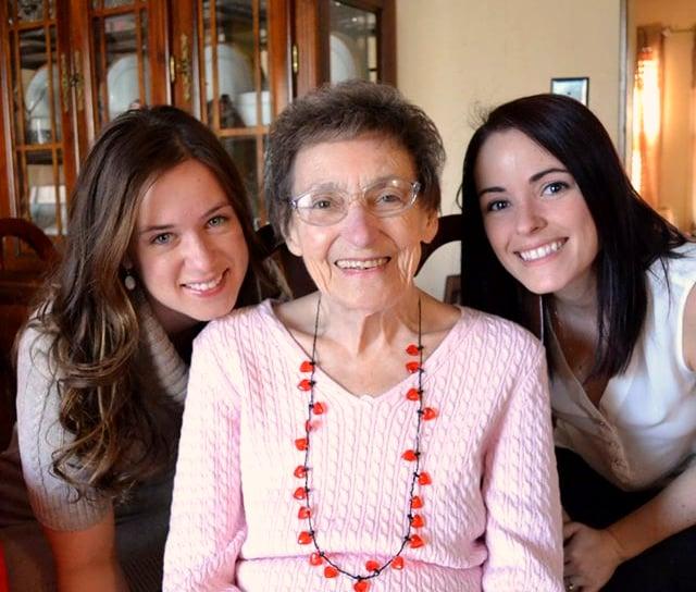 Granny Em and Me