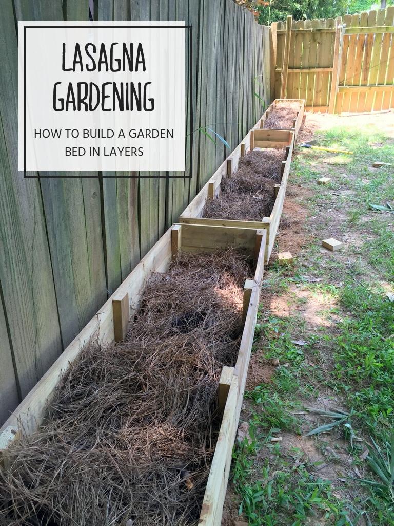 Lasagna Gardening Layering A Raised Garden Bed Decor10 Blog