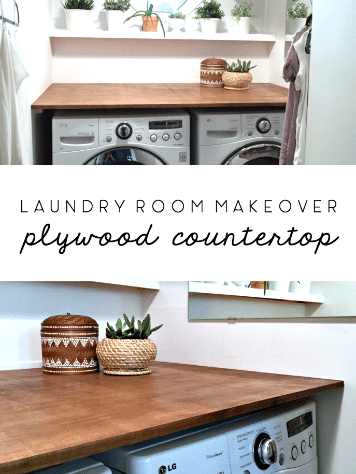 laundry-room-makeover-diy-plywood-countertop