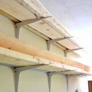 Cheap and Easy DIY Lumber Rack