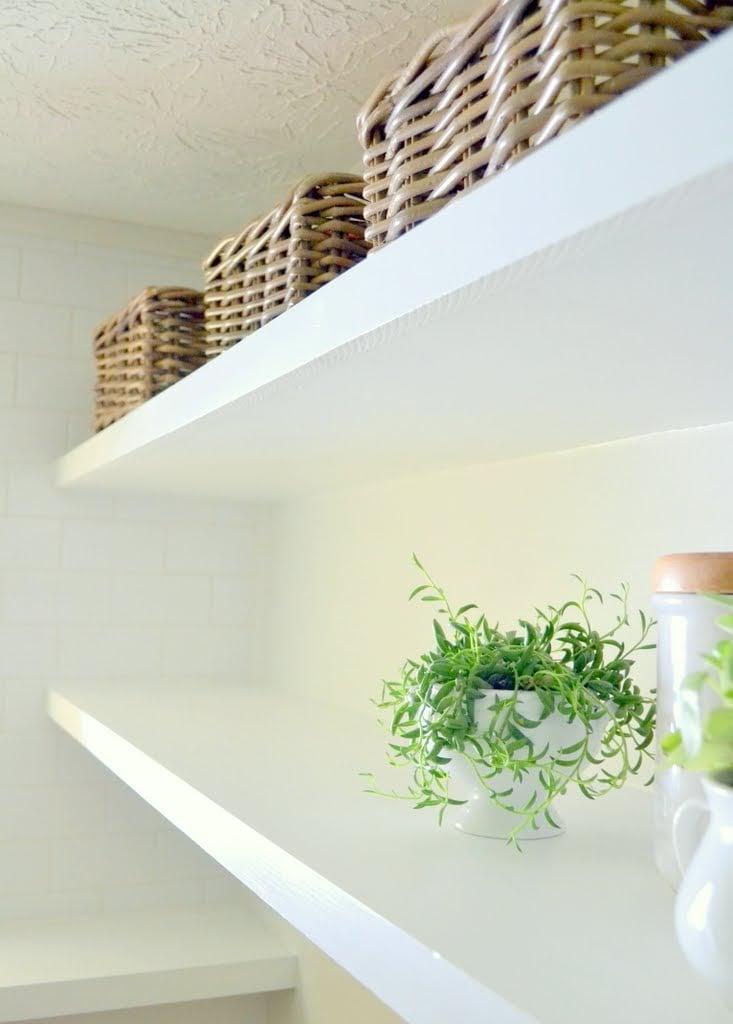 long shelf
