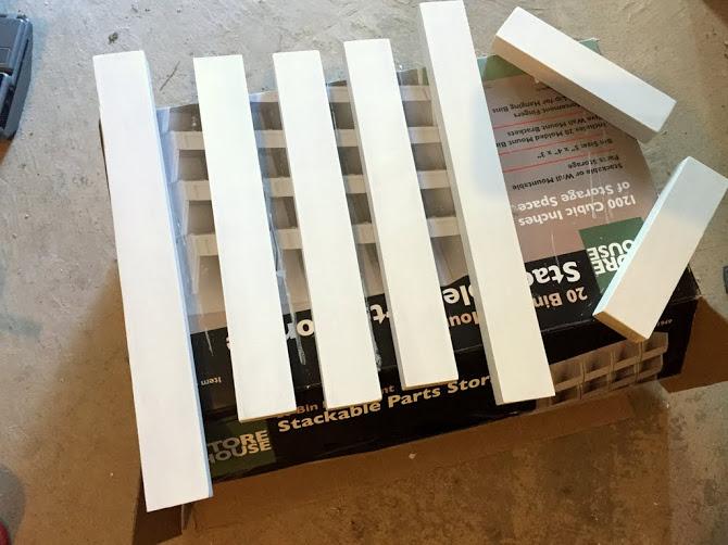 Build It Blog Hop One Board Challenge: Modern Step Stool • Ugly