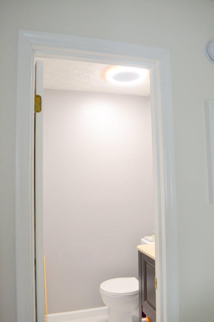 Bluetooth Bathroom Fan | Sweet Sound Machine Bluetooth Bath Fan Giveaway Ugly