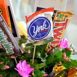 An Easy Gift for Any Occasion: DIY Candy Bouquet