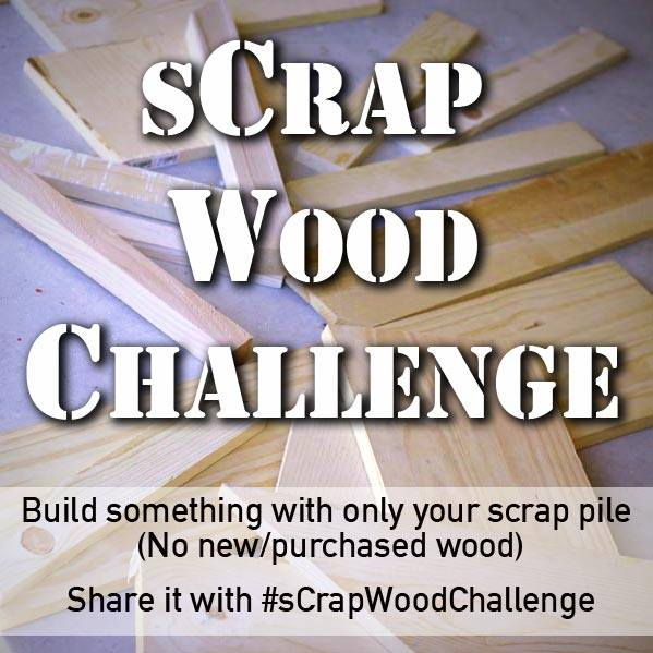 scrap wood challenge