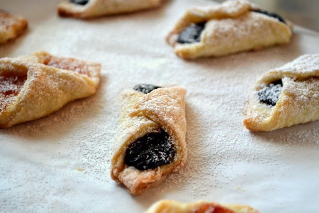 Granny's kolache cookie recipe