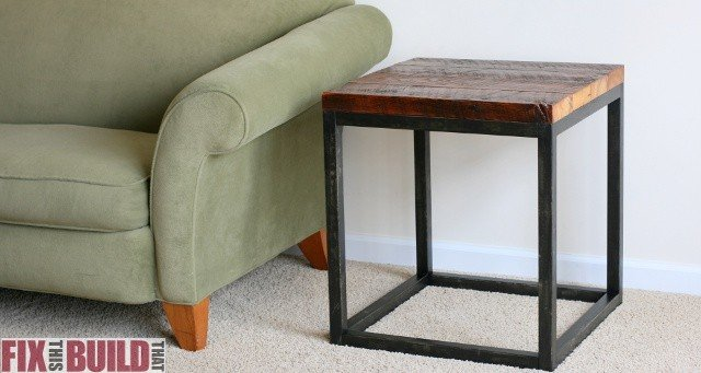 Reclaimed-Industrial-Side-Table-fixthisbuildthat