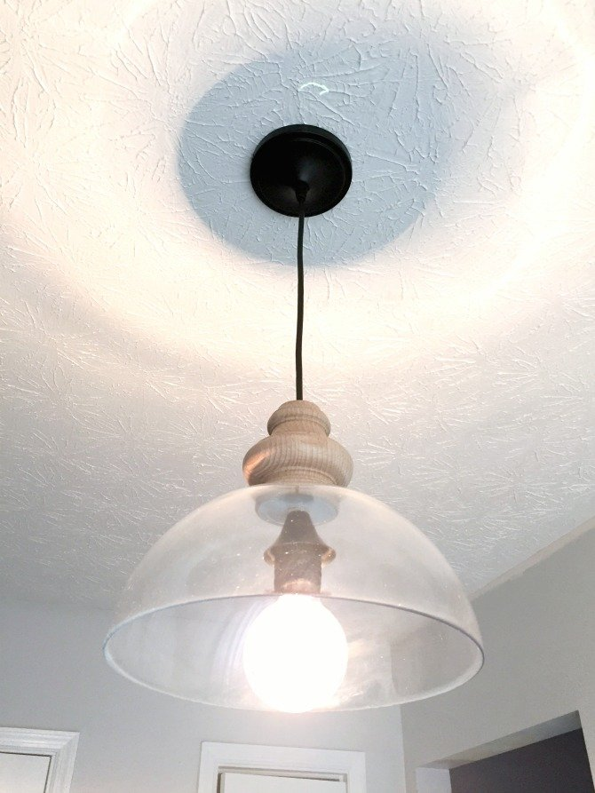 Diy pendant light fixture diy pallet and jar light fixture 101 pallets 7 diy lighting - Diy hanging light fixtures ...