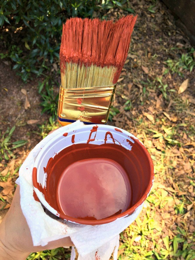 my paint brush