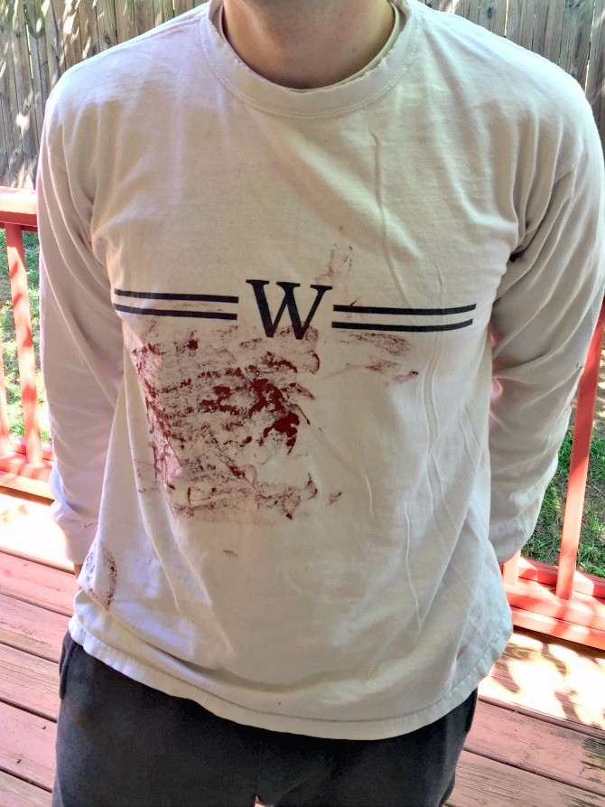 serial killer shirt