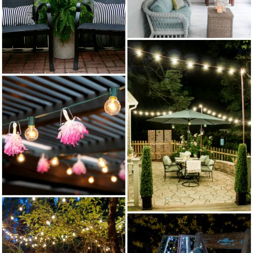 11 Brilliant Outdoor Lighting Ideas