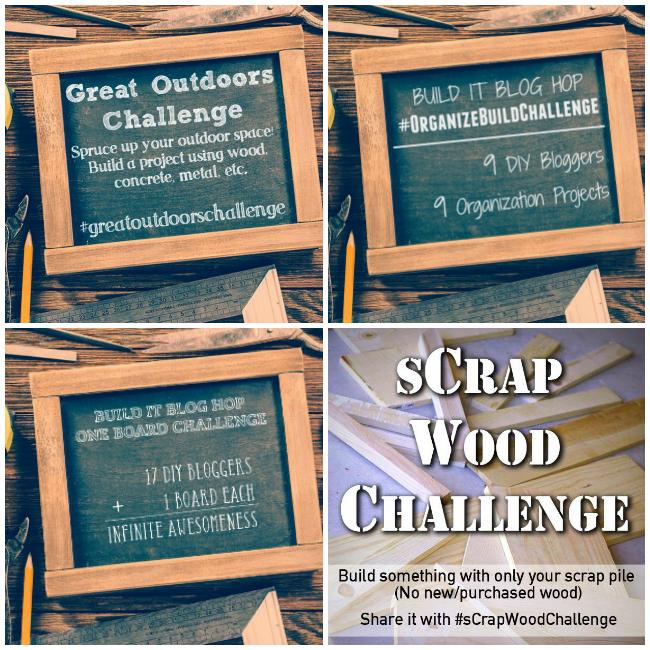 DIY challenges