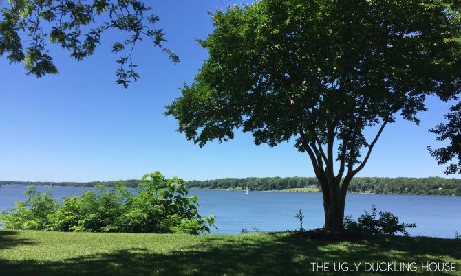 sunny Deltaville river house vacation