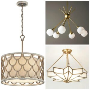 Master Bedroom: Celing Fan or Luxury Light?