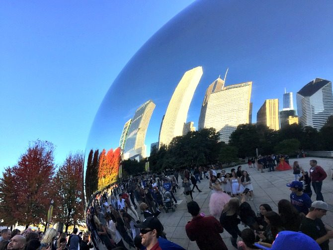 the-bean-chicago-reflection