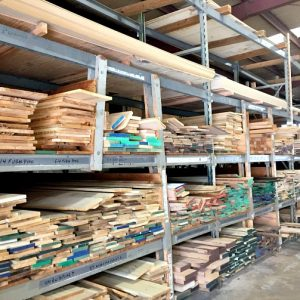 My First Visit to a Lumber Yard