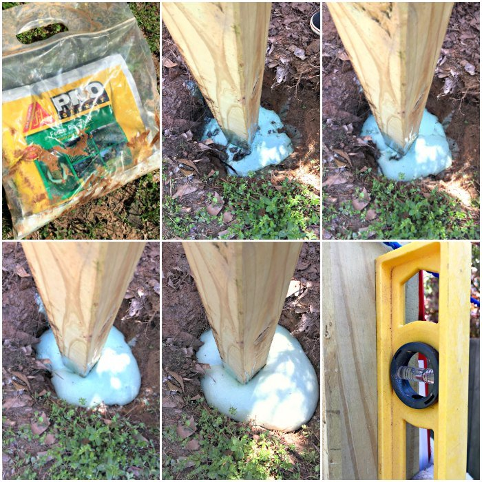 Sika Fence Post Mix review