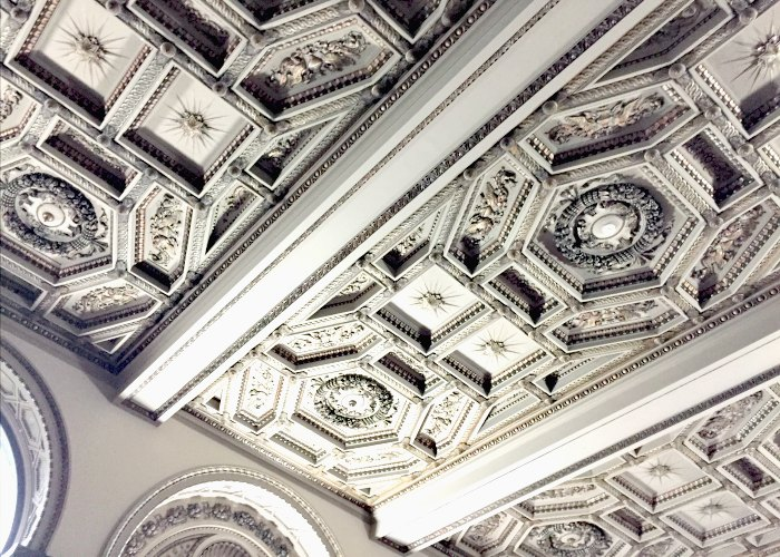 details on ceilings in Chicago