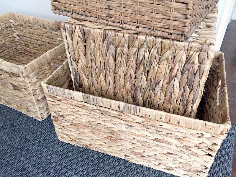 My Source For Pretty Storage Baskets