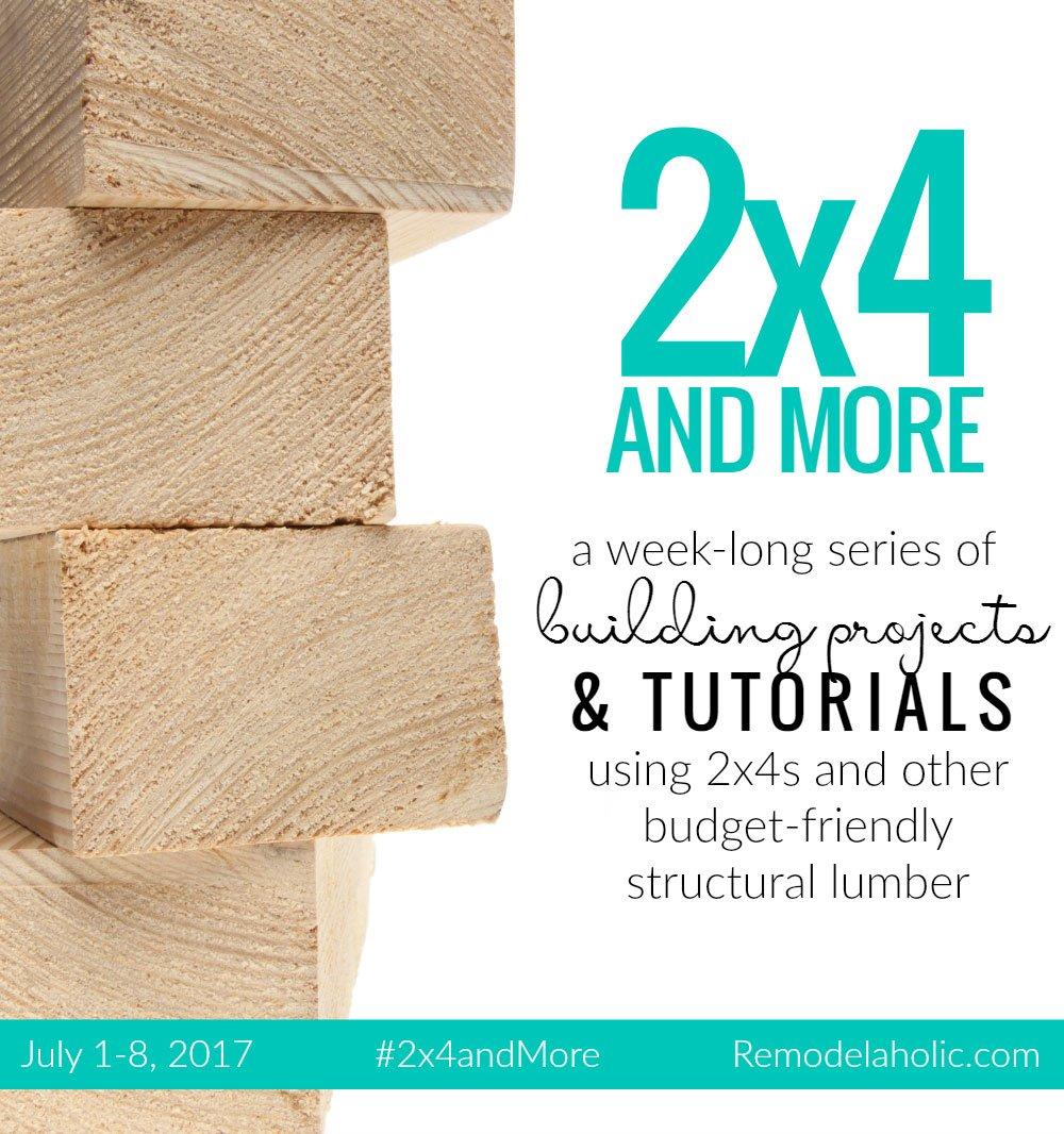 2X4 and More DIY Challenge
