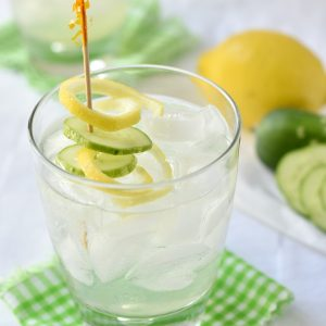 Limoncello Cucumber Cooler