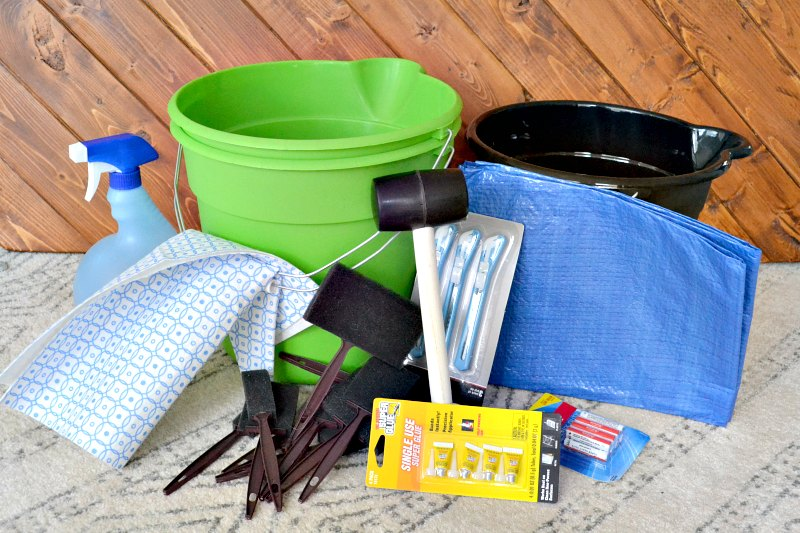 dollar store items great for diy projects