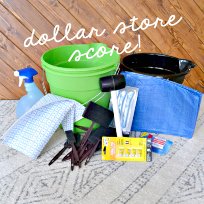 Handy DIY Products Worth Buying at the Dollar Store