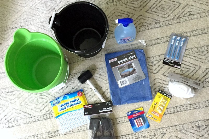 handy diy products from the dollar store