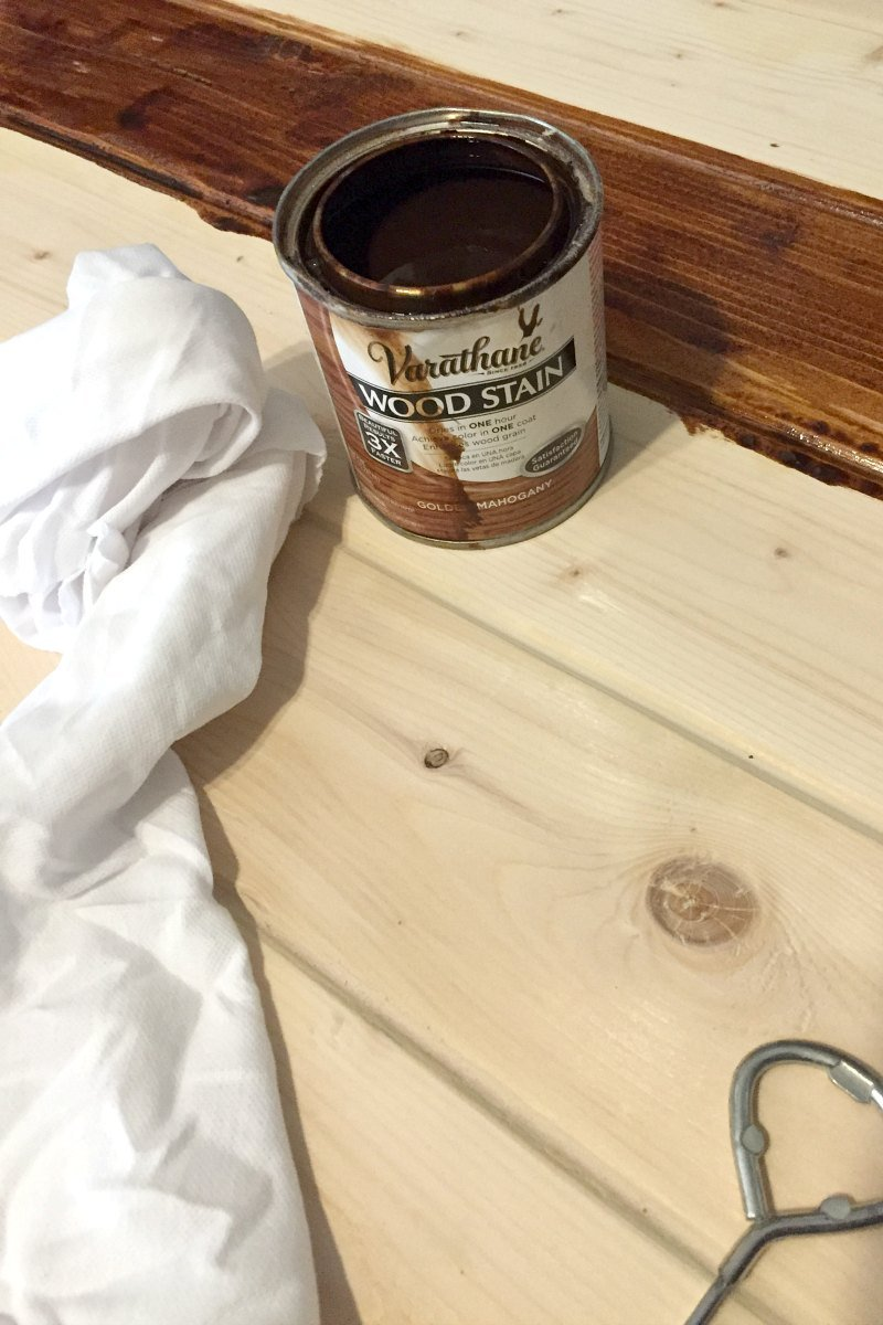 varathane wood stain golden mahogany