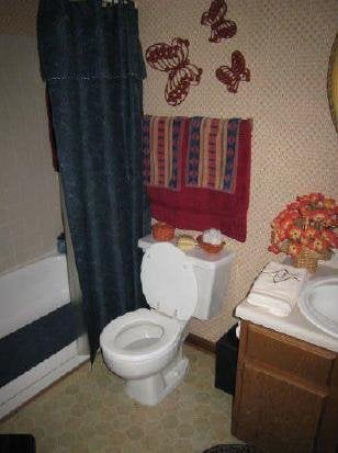 original listing photo - master bathroom
