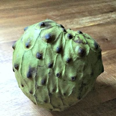 Trying Cherimoya + How to Quickly Peel Kiwi Fruit