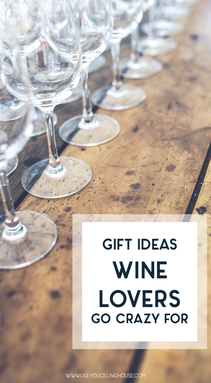 gift ideas wine lovers go crazy for