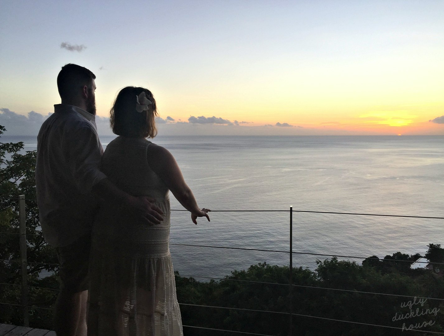 vow renewal 2017 - St Lucia