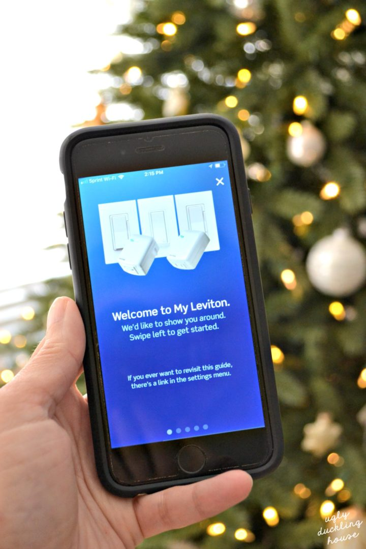 Ausgezeichnet Leviton Smart Home Zeitgenössisch - Elektrische ...