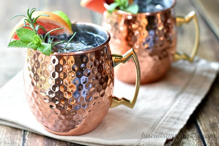 grapefruit mules
