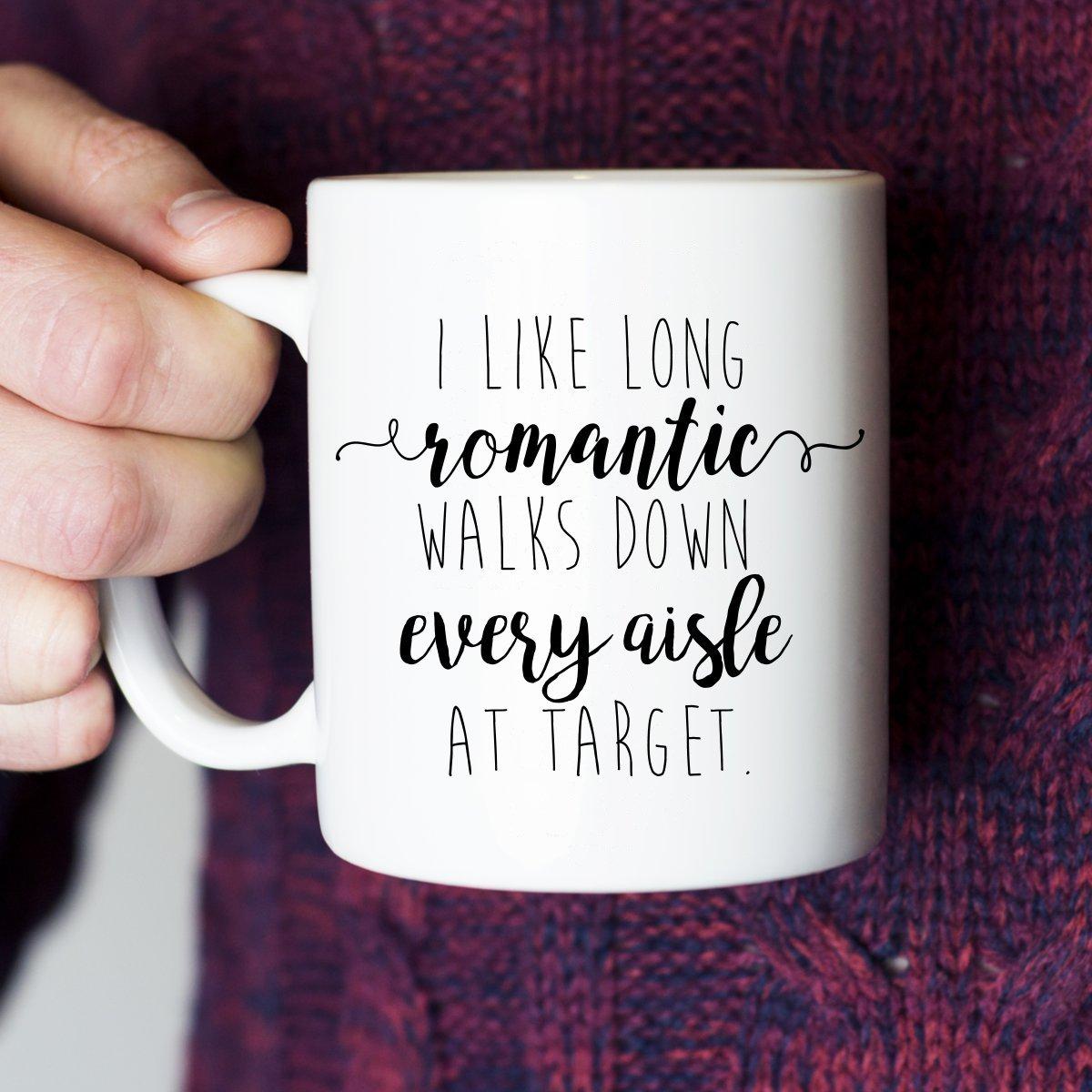 romantic walks at target
