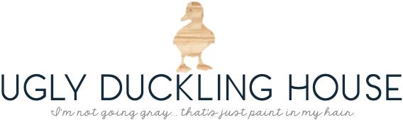 ugly duckling house - blog logo