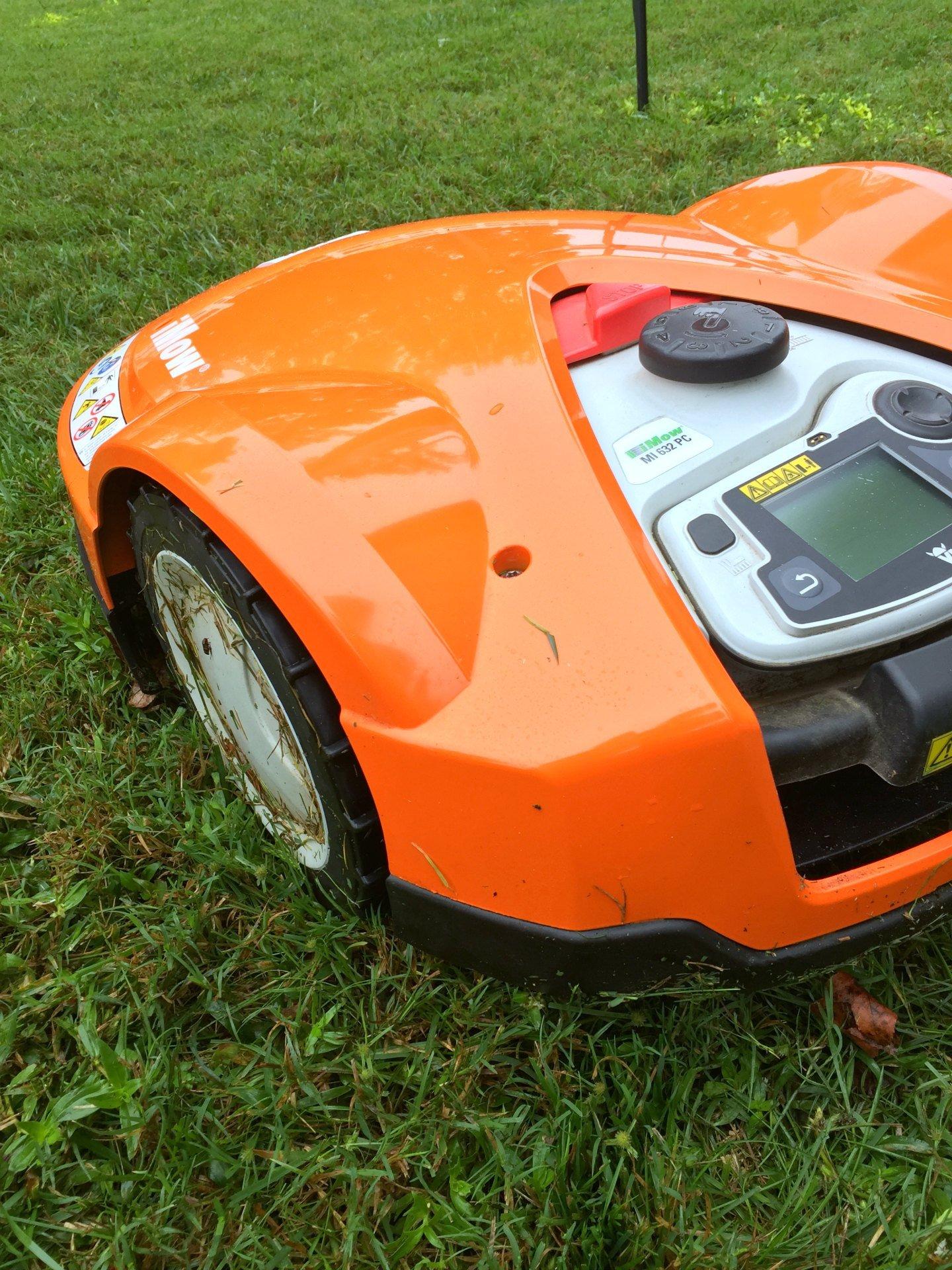 STIHL iMow robotic lawn mower