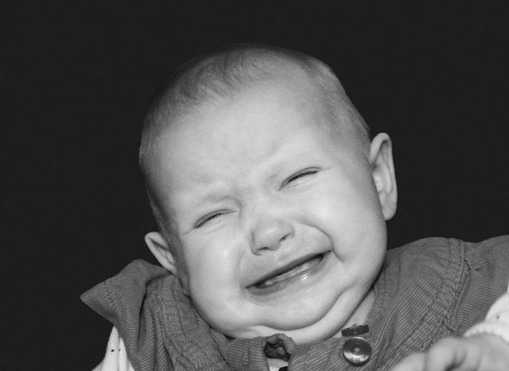 crying baby aka Charlotte