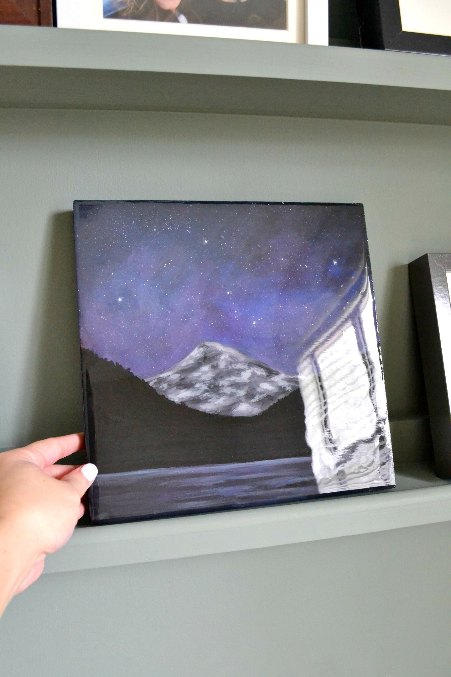 How To Seal Art With Resin Get A High Gloss Finish Ugly