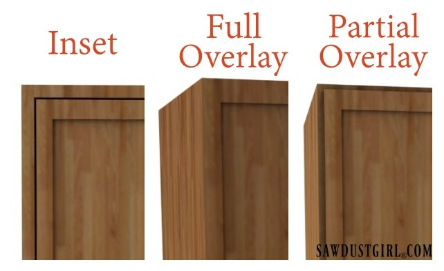Dueling diy the built ins begin ugly duckling house for Types of kitchen cupboard doors