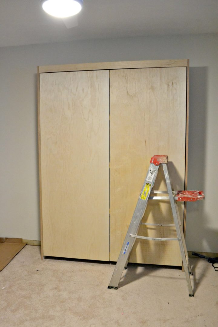 murphy bed install