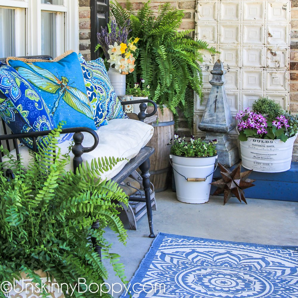 How-to-decorate-front-porch-for-Spring-7