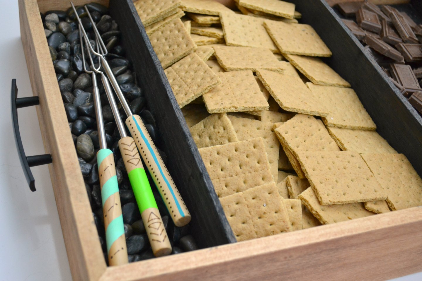 after - more personalized roasting sticks for marshmallows and smores