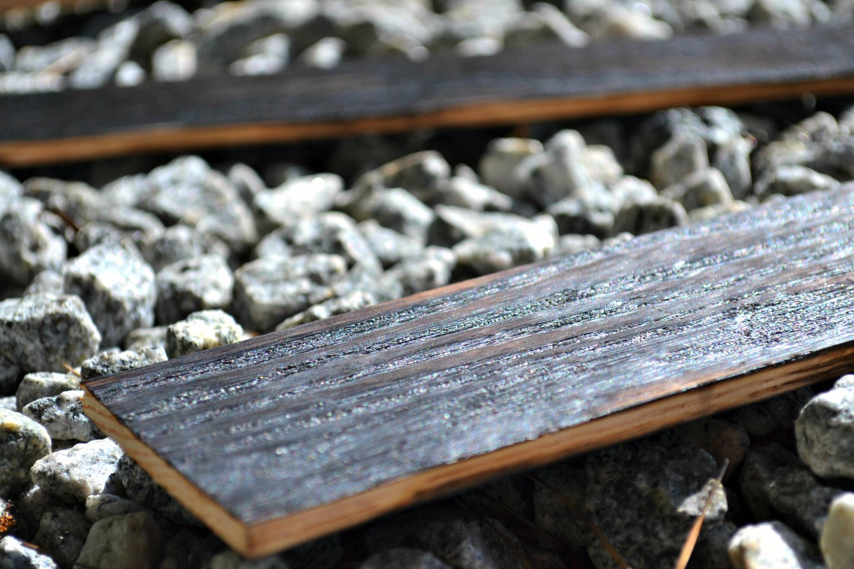 charred oak dividers