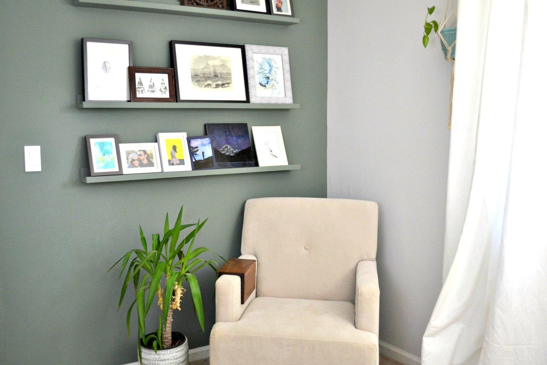 guest room corner