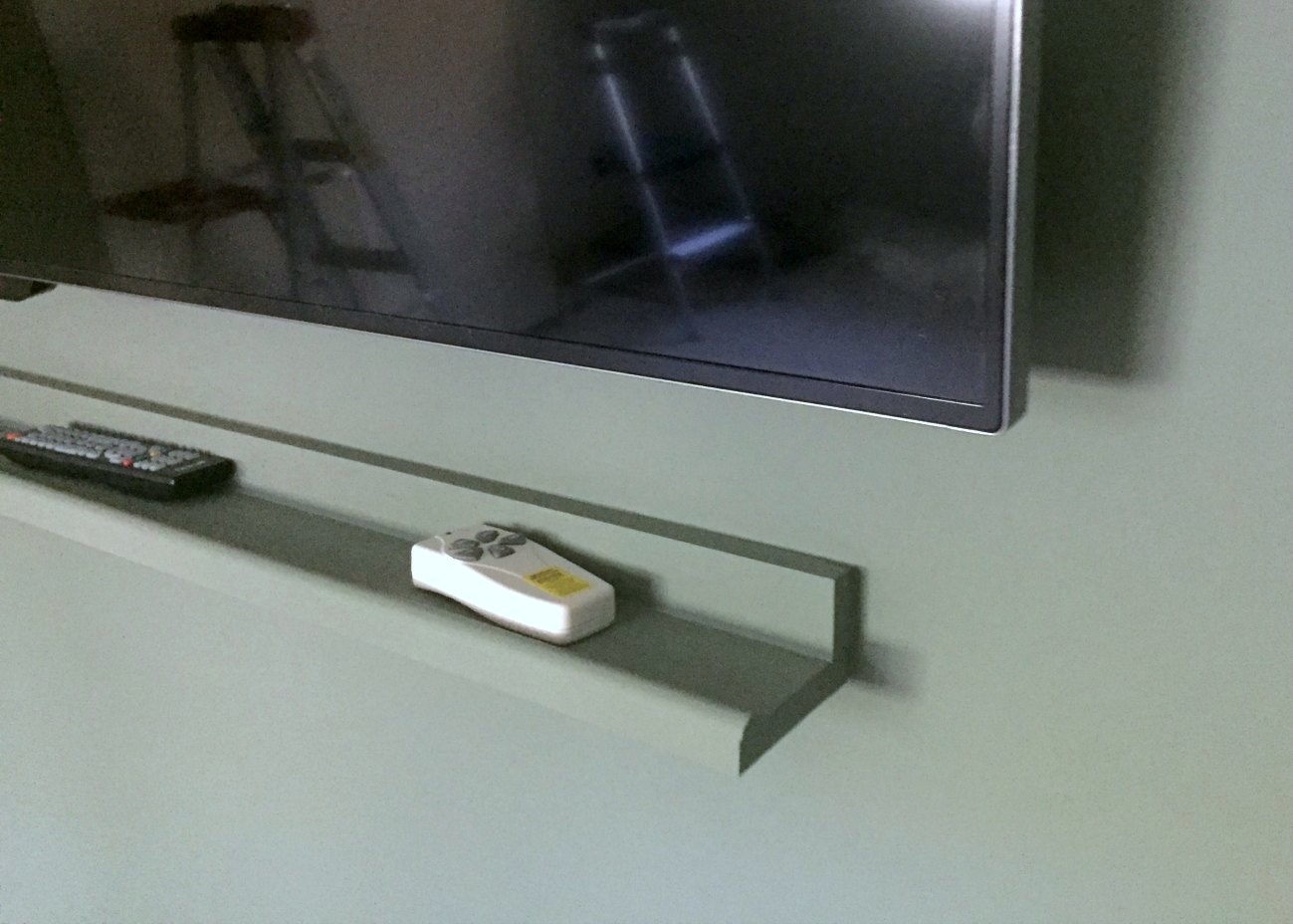 remote shelf