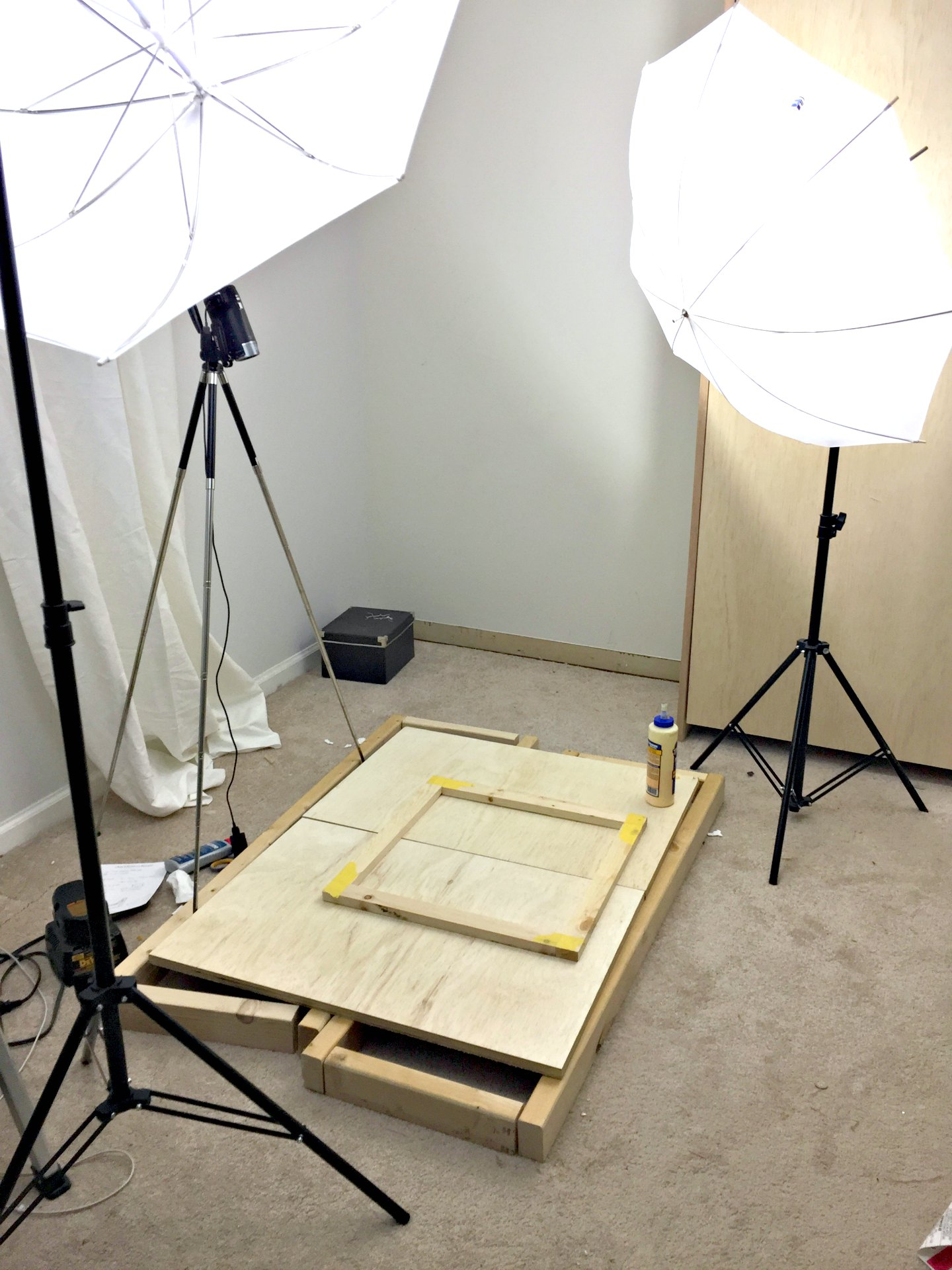 small photo studio