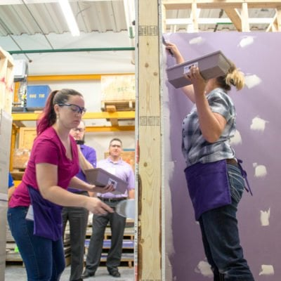 There's a Drywall for That? | Ask for PURPLE